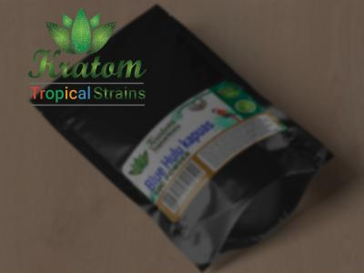 Kratom Strains sticker